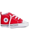All star baby chuck taylor first star 88875  red