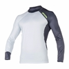 MYSTIC m UV majica CROSSFIRE LS/800 grey