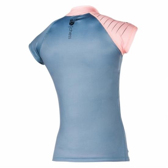 MYSTIC ž UV majica DUTCHESS SS/425 pewter