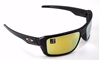 OAKLEY očala 9380-0266 double edge polished black 24k iridium