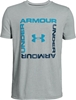 UNDER ARMOUR fant trening majica 1329099-011 BOX LOGO