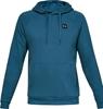 UNDER ARMOUR m pulover 1320736-437 RIVAL FLEECE
