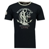 GEOGRAPHICAL NORWAY m majica JBOAT 415 navy
