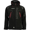 GEOGRAPHICAL NORWAY m softshell TECHNO 7 black