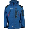 GEOGRAPHICAL NORWAY m softshell TECHNO 7 royal