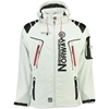 GEOGRAPHICAL NORWAY m softshell TECHNO 7 white