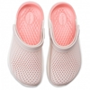 CROCS  LiteRide Clog 204592 barely pink/white