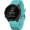 GARMIN FORERUNNER 245 MUSIC 010-02120-32 black aqua