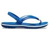 CROCS crocband strap flip 205777 blue jean
