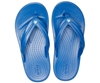 CROCS crocband strap flip 205778 jean blue