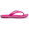 CROCS crocband strap flip 205778 candy pink