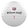 WILSON žogice za golf  WGW40400 DX2 SOFT 3 grey