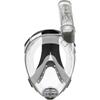 CRESSI maska FULL FACE XDT000000 DUKE DRY  clear/silver
