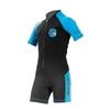CRESSI fant neopren obleka DG003505 LITTLE SHARK black/blue