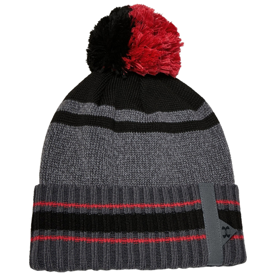 UNDER ARMOUR m kapa 1343167-012 SPORTSTYLE POM BEANIE