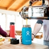 HYDRO FLASK wide mouth W12FP407 354 ml cobalt