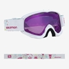 SALOMON otr smučarska očala L40847900 JUKE WHITE FLOWER