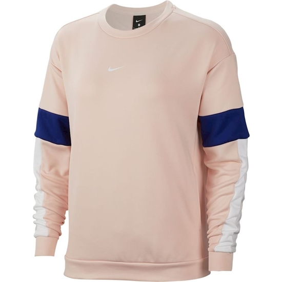 NIKE ž pulover BV4970 682 THERMA COLORBLOCK CREW